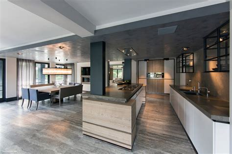 a visual feast of sleek home design custom details create a visual feast in minimalist home