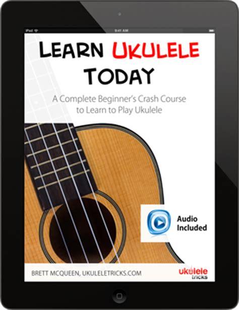 ukulele lessons easy get the brand new interactive ukulele tricks lesson book