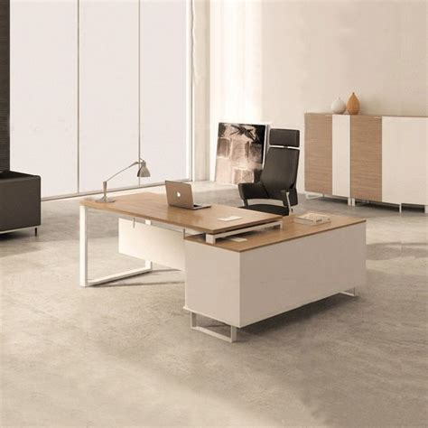 excellent quality executive office furniture melamine wooden manager room desk office
