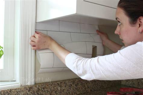 temporary kitchen backsplash temporary removable backsplash hometalk