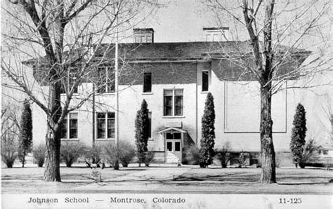 postcards from montrose county colorado
