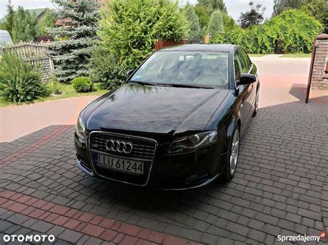 Audi A4 B7 2 0 Tdi by Audi A4 B7 2 0 Tdi S Line łuk 243 W Sprzedajemy Pl