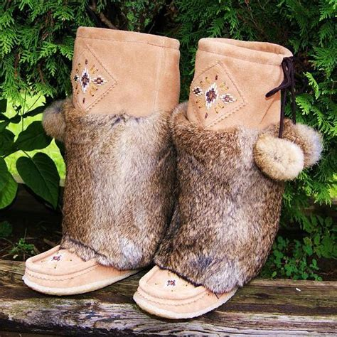 Handmade Mukluks Canada - caring for your mukluks leather moccasins