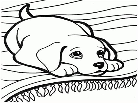 simple dog coloring page easy dog coloring pages for girls coloring pages dogs