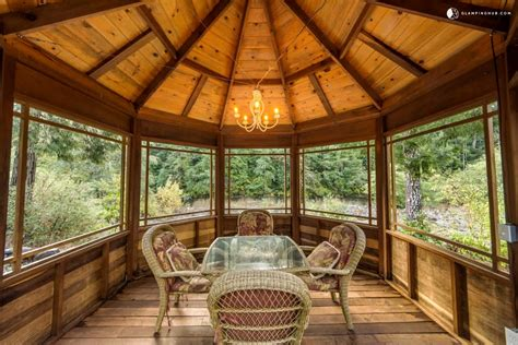 Luxury Yurt Homes Luxury Yurt Northern California