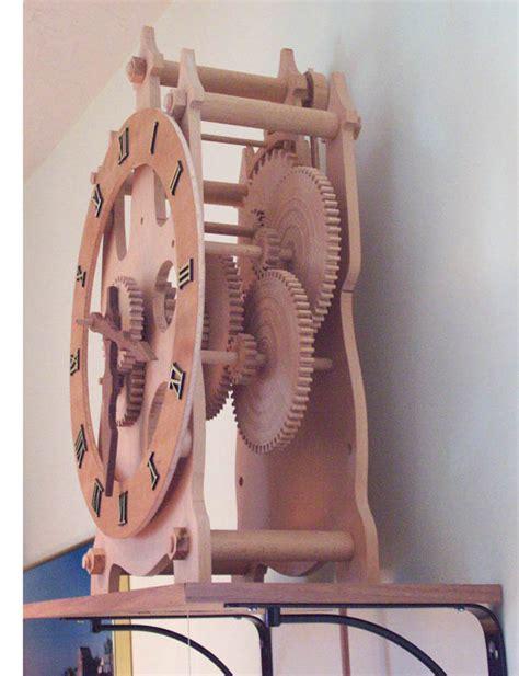 wood work wooden clocks plans  easy diy