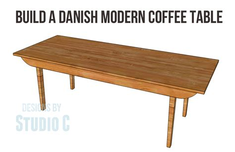 build modern coffee table build a modern coffee table designs by studio c