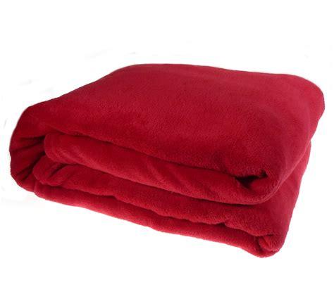 Soft coral fleece blanket cosy warm bed sofa luxury fleecy throwover 140 x 180cm ebay
