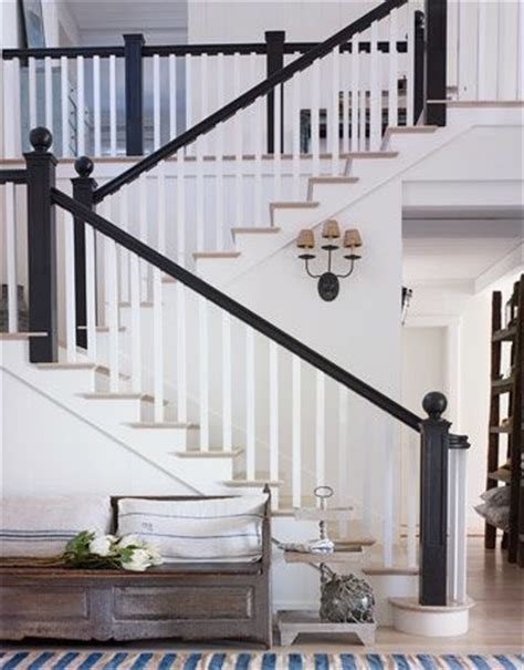 Black Staircase Banister by Marvelous Mondays Black Stair Railings Em For Marvelous