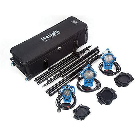 3 point lighting kit digital juice helios 3 point lighting kit fresnel1 b h photo
