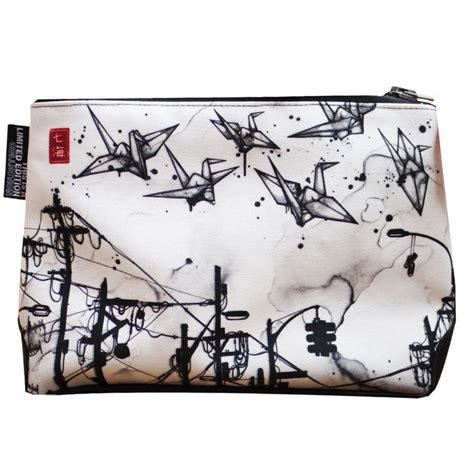 Wiggle Wiggle Printed Cosmetic Bag 7 best school dresses images on couture