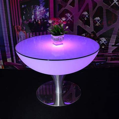 led illuminated tables power lights co ltd