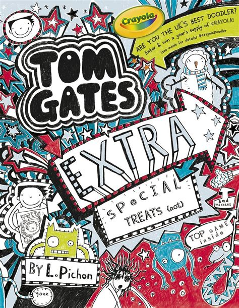 gate books win tom gates special treats not get reading
