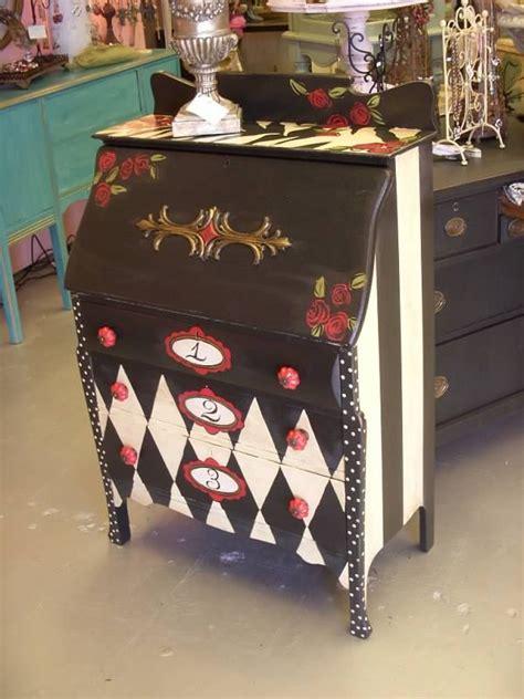 155 Best Furniture Decoupage Images On Pinterest Diy Painted Desk