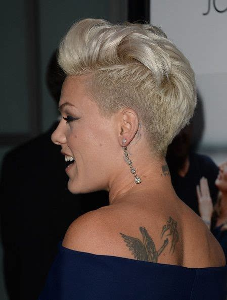 hairstyles short hair pink p nk hairstyles 2017