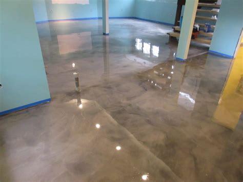 UNBELIEVABLE Epoxy Basement Floor Transformation!