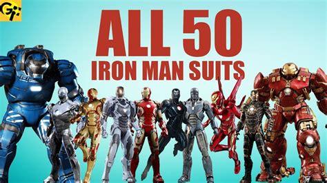 iron man suits explained mcu youtube