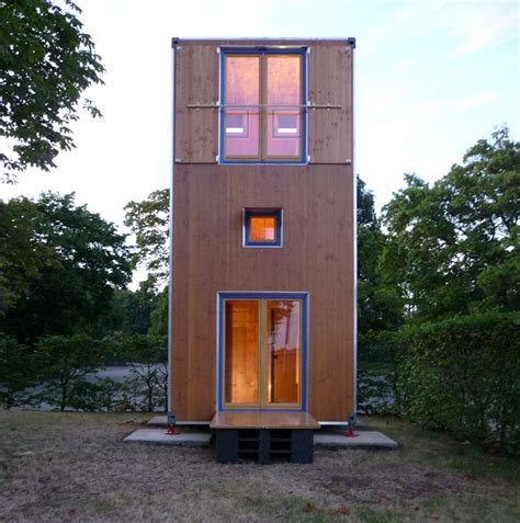 micro house homebox tiny house swoon