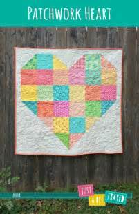 patchwork baby quilt pattern by justabitfrayed craftsy