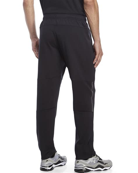 Gazel Pant new balance gazelle tapered performance in black for lyst