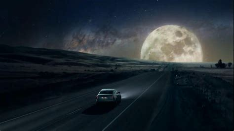moon cadillac 2014 cadillac cts sedan tv spot moon song by ulrich