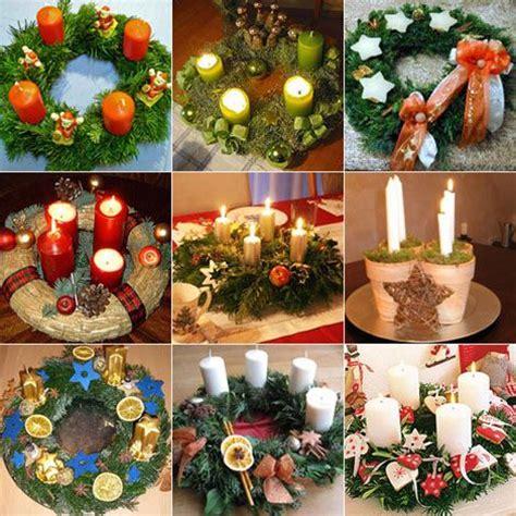 candele dell avvento colori 25 idee creative fai da te avvento corona da scoprire e