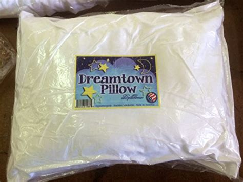 Chiropractor Recommended Pillows by Dreamtown Toddler Pillow With Pillowcase White