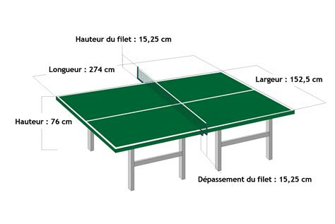 table tennis dimensions pingpong dimension images frompo 1