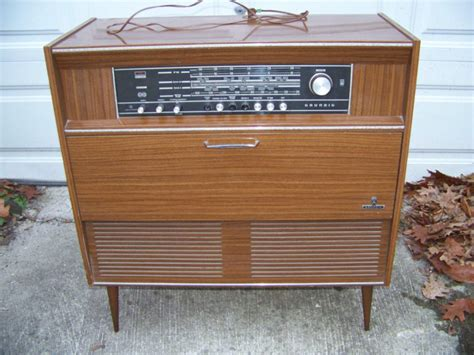 electrophonic record player cabinet vintage console radio shop collectibles online daily