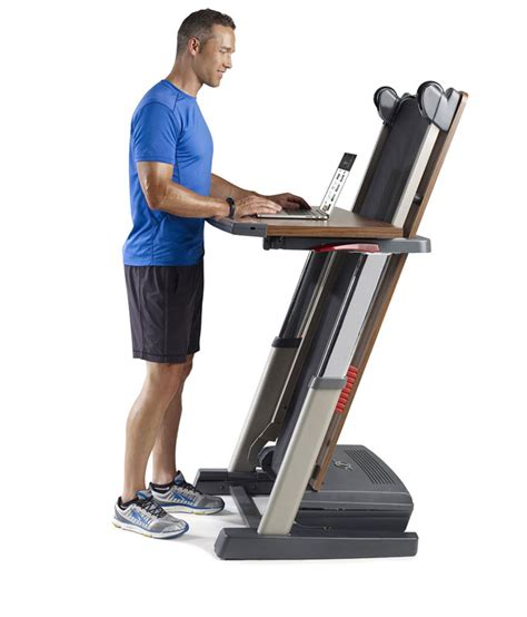 treadmill desk for nordictrack nordictrack desk platinum treadmill exercise sit or