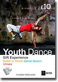 Offer Gift Cards For Your Business - offer the gift of dance and promote your business imperial society of teachers of