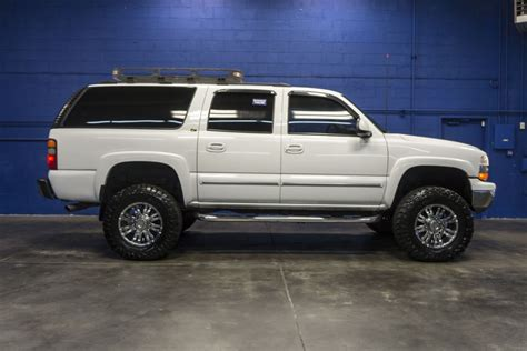 used chevrolet suburban 2500 for sale used lifted 2001 chevrolet suburban 2500 lt 4x4 suv for