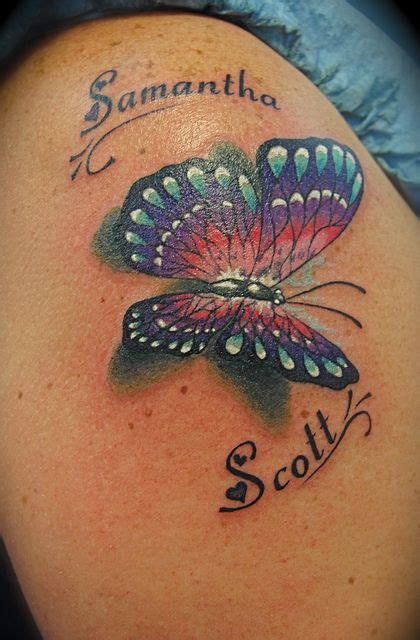 3d tattoo designs free colorful butterfly 3d pic designs ideas