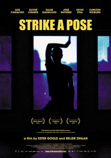 Strike A Pose by Strike A Pose Central Screening Madonnatribe