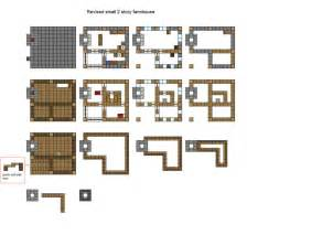 Minecraft Pe House Plans 2 Story Farmhouse Mk2 Wip By Coltcoyote On Deviantart Minecraft Minecraft
