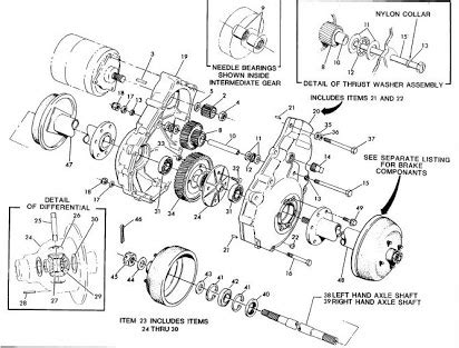 Club Car Parts Manual