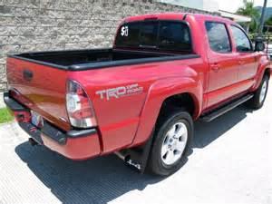 Trocas Toyota Tacoma Autos Usados Autos Y Camionetas Toyota Tacoma Usado