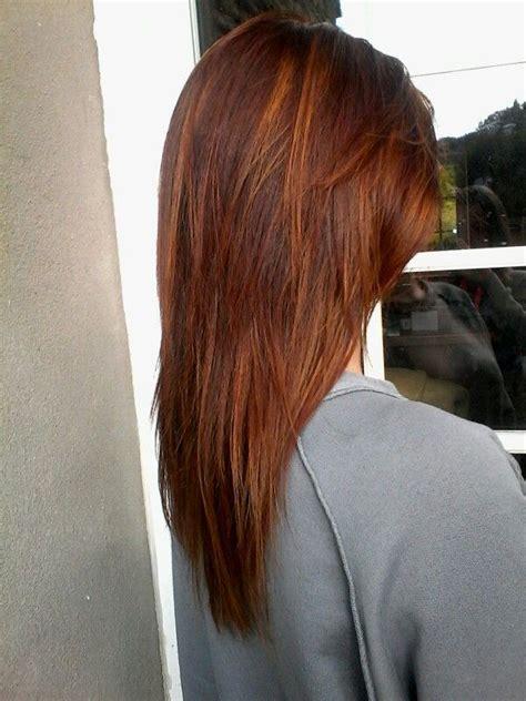 couleur cuivre meche with couleur cuivre meche coloration caramel avec mches couleur de base acajou cuivre avec meches blond miel hair blond