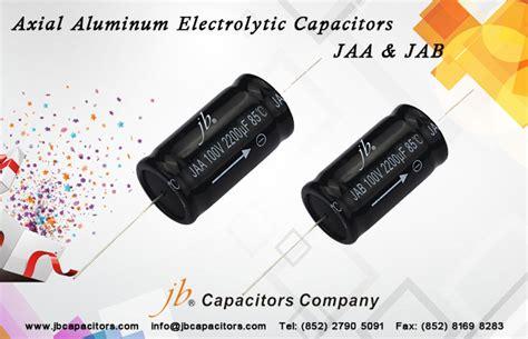 yageo corporation aluminum electrolytic capacitors jb capacitors company www jbcapacitors aluminium electrolytic capacitors
