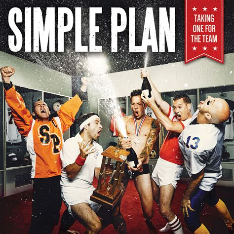 For The by Simple Plan Taking One For The Team Mind Equals Blown