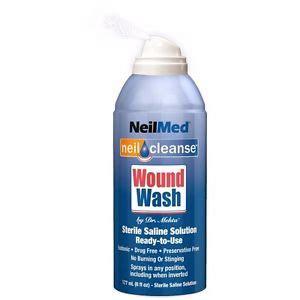 Does Walmart Carry Detox Kits by Best Price Neilmed Neil Cleanse Wound Wash Sterile Saline