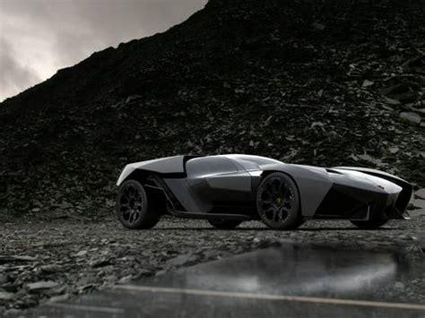 Lamborghini F 117 by Lamborghini Ankonian Concepto Inspirado En Un F 117