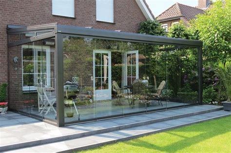 coperture terrazzi in alluminio e vetro copertura in vetro pergole e tettoie da giardino