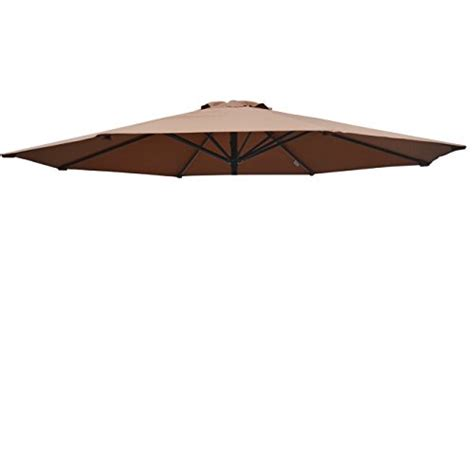 Patio Umbrella Replacement Cover Replacement Patio Umbrella Canopy Cover For 11 5ft 8 Ribs