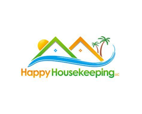happy home network design contest happy housekeeping llc logo design contest logo designs
