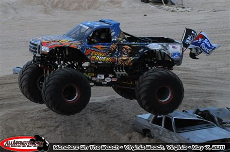 monster truck show virginia beach virginia beach virginia monsters on the beach may 7