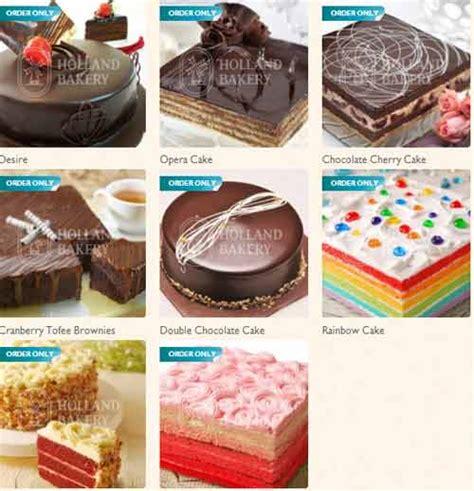 Roti Kue Tart Ulang Tahun Keju harga kue bakery desember 2017