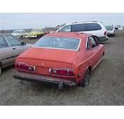 1975 Datsun 710 2DR Post Ref534p