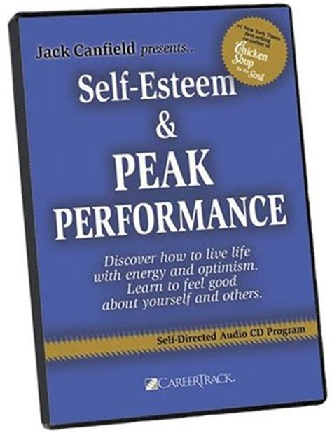 my other self books self esteem peak performance by canfield reviews