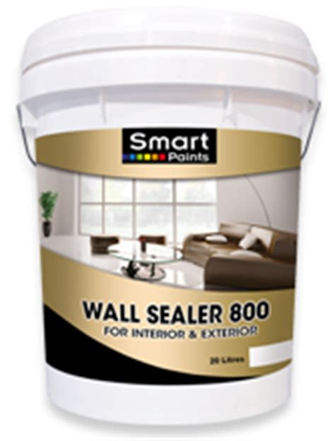5400 Wall Sealer smart paint manufacturing sdn bhd